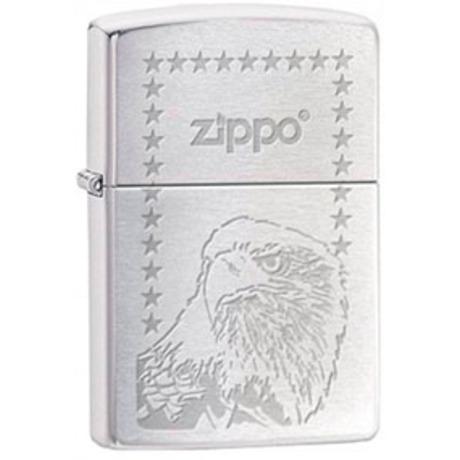 Зажигалка Zippo EAGLE STARS 324552