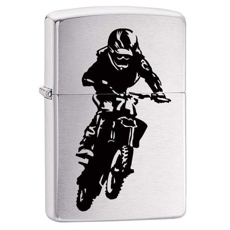 Зажигалка Zippo 200 Motocross Rider 29207
