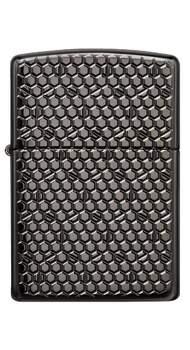 Зажигалка Zippo 24095 Hexagon Design 49021