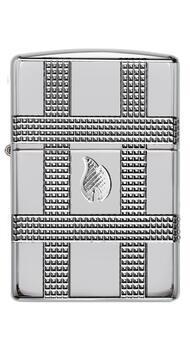 Зажигалка Zippo 167 Geometric Design 49079