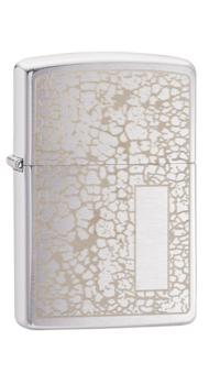 Зажигалка ZIPPO 200 PF20 Crackle Pattern Design 49208