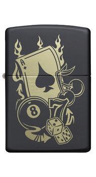 Зажигалка Zippo 218 Gambling Design 49257