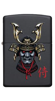 Зажигалка Zippo 218 Samurai In Helmet Design 49259