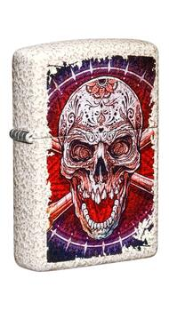 Зажигалка 49181 Skull Design 49410