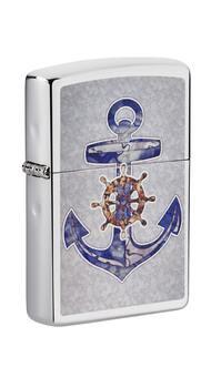 Зажигалка Zippo 250 Anchor Design 49411