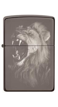 Зажигалка Zippo 150 Fierce Lion Design 49433