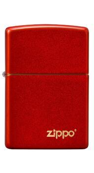 Зажигалка Zippo 49475 Anodized Red Zippo Lasered 49475ZL