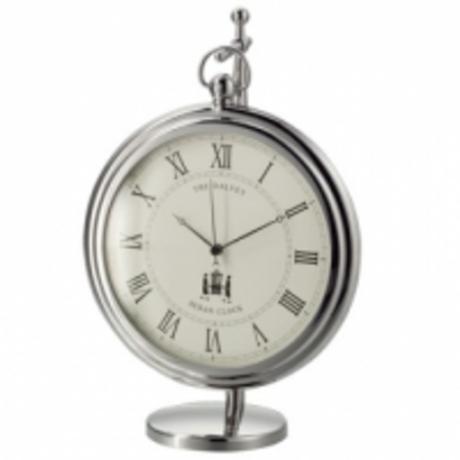 Часы настольные Dalvey Sedan Clock с подставкой D00642