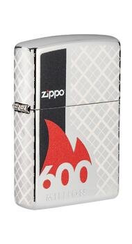 Коллекционная Зажигалка ZIPPO 600th Million 49272