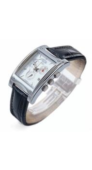 Часы Dalvey Grand Tourer Chronograph черные