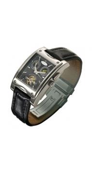 Часы Dalvey Grand Tourer De Ville черные
