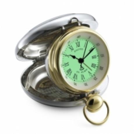 Часы дорожные Dalvey Saint Elmo new с подсветкой GP D00671