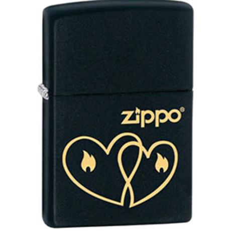 Зажигалка Zippo HEARTS 28552