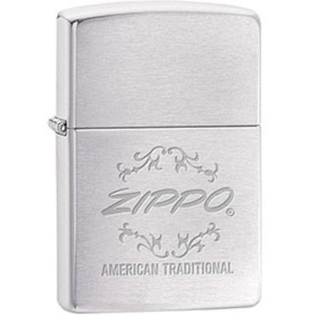 Зажигалка Zippo AMERICAN TRADITIONAL 199755