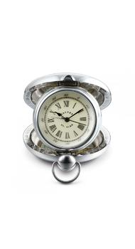 Часы Dalvey дорожные St.Elmo new с подсветкой СP кварц 78x76мм