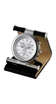 Часы дорожные Dalvey World Traveller в коже