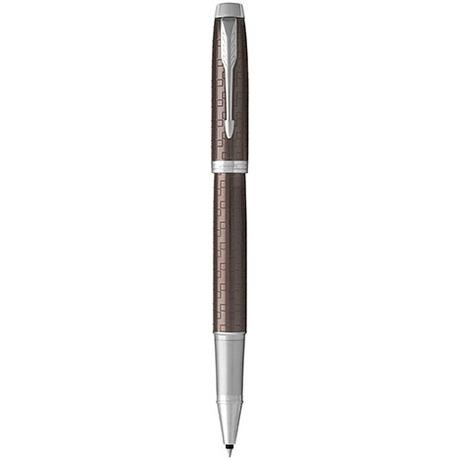 Ручка роллер Parker IM 17 Premium Brown CT RB 24 522