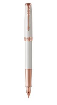 Перьевая ручка Parker SONNET 17 Pearl Lacquer PGT FP F 87 611