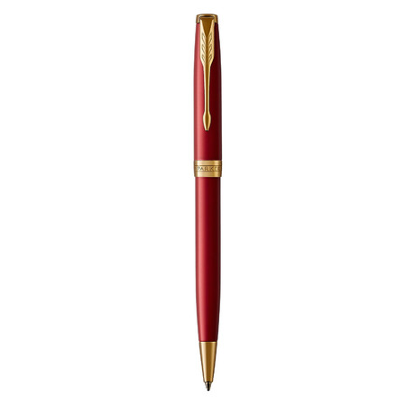Шариковая ручка Parker SONNET 17 Intense Red GT BP 86 232