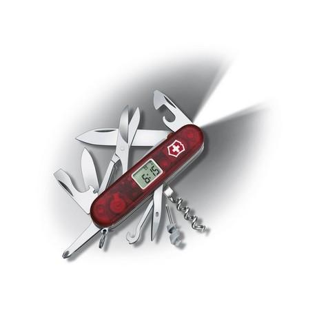 Складной нож Victorinox TRAVELLER LITE 91мм 27 предметов Vx17905.AVT