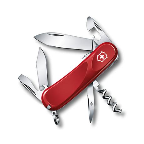 Складной нож Victorinox EVOLUTION S101 85мм 12 предметов Vx23603.SE