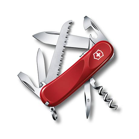 Складной нож Victorinox EVOLUTION S13 85мм 14 предметов Vx23813.SE
