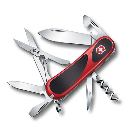 Складной нож Victorinox EVOGRIP 14 85мм 14 предметов Vx23903.C