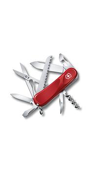 Складной нож Victorinox EVOLUTION 17 85мм 15 предметов