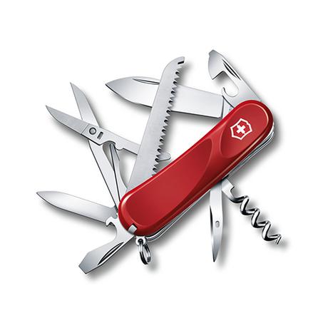 Складной нож Victorinox EVOLUTION 17 85мм 15 предметов Vx23913.E