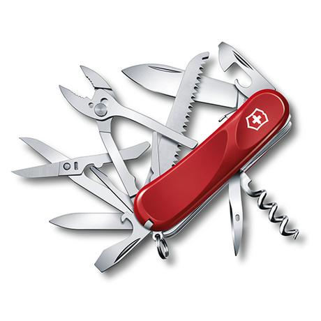 Складной нож Victorinox EVOLUTION S52 85мм 20 предметов Vx23953.SE