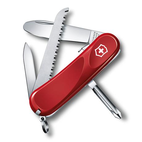 Складной нож Victorinox JUNIOR 09 85мм 8 предметов Vx24213.SKE
