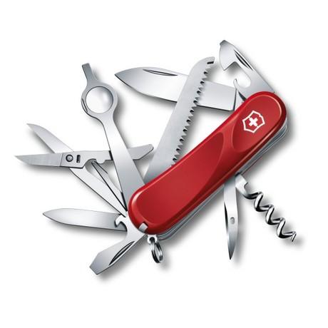 Складной нож Victorinox EVOLUTION 23 85мм 17 предметов Vx25013.E