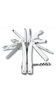 Складной нож Victorinox SWISSTOOL SPIRIT PLUS II 105мм 38 предметов Vx30239.L