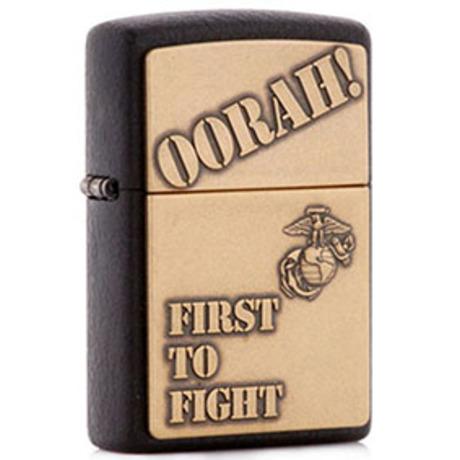 Зажигалка Zippo Marine Corp Oorah Emblem 28368