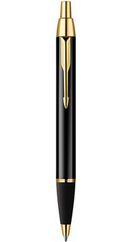 Ручка Parker IM Black GT BP 20 332Ч