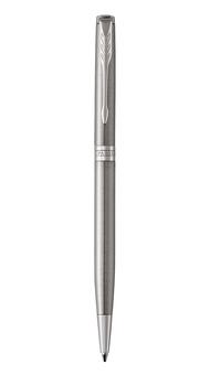 Ручка шариковая Parker SONNET 17 Slim Stainless Steel CT BP 84 231