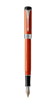 Ручка перьевая Parker Duofold Classic International Big Red CT FP 1931377