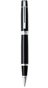 Ручка Sheaffer Gift Collection 300 Chrome/Glossy Black CT RB Sh931415