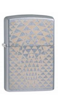 Зажигалка Zippo 207 Triangle Design 49211