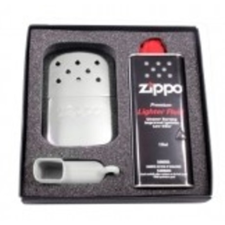 Подарочная коробка Zippo для комплекта грелка + топливо 174625