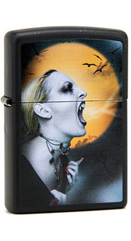 Зажигалка Zippo 218 SCREAMING VAMPIRESS 28435