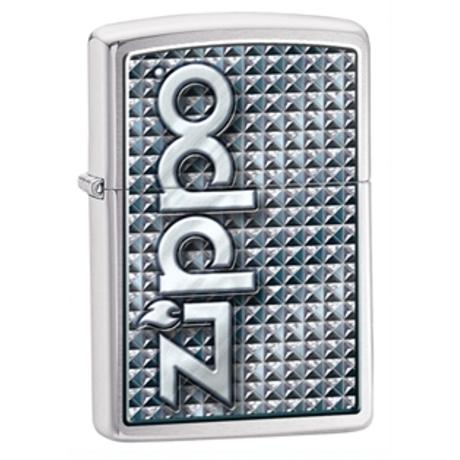 Зажигалка Zippo 200 ZIPPO 3D ABSTRACT 1 28280