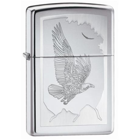 Зажигалка Zippo 250 BIRDS OF PREY 21069