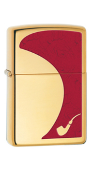 Зажигалка Zippo 254B PIPE LIGHTER RED 28322