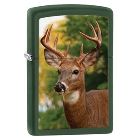 Зажигалка Zippo Buck Zippo Lighter 28471