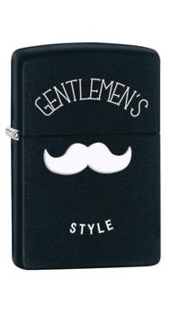 Зажигалка Zippo Gentlemans Style 28663