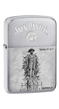 Зажигалка Zippo Replica Jack Daniels Scenes From Lynchburg #1 28736
