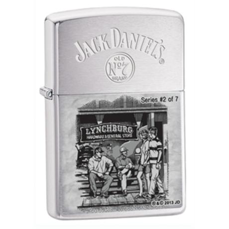 Зажигалка Zippo Jack Daniels Scenes From Lynchburg #2 28737
