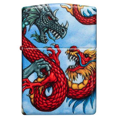 Зажигалка Zippo Dragon Design 49354
