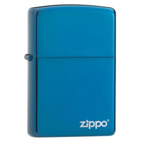 Зажигалка Zippo SAPPHIRE ZIPPO  LASERED 20446 ZL